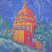 The Basilica Art Print by Marcia Meade