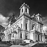 The Basilica Of St Mary Art Print