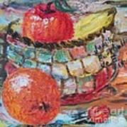 The Basket - Sold Art Print