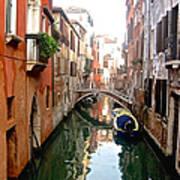 The Beauty Of Venice Art Print