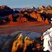 The Bedouin Art Print
