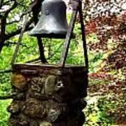 The Bell Tolls Art Print