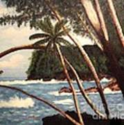 The Big Island Art Print