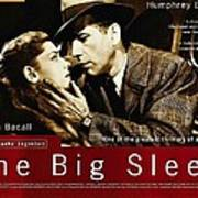 The Big Sleep  Art Print