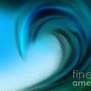 The Big Wave Of Hawaii 3 Art Print