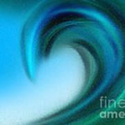 The Big Wave Of Hawaii 4 Art Print