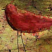 The Bird - 24a Art Print
