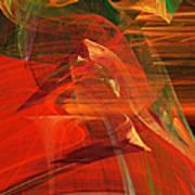 The Bird Whisperer . A120423.693 Art Print