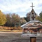 The Birdhouse Kingdom - American Kestrel Art Print