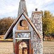 The Birdhouse Kingdom - The American Coot Art Print