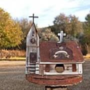 The Birdhouse Kingdom - The Barn Swallow Art Print