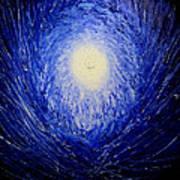 The Birth Of Universe Art Print