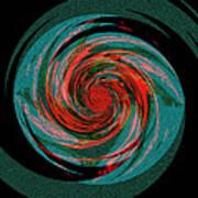 The Black Hole That Is The Big Skip Art Print