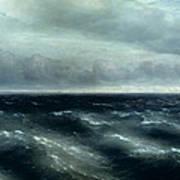 The Black Sea Art Print