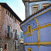 The Blue House Art Print by RicardMN Photography