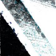 The Blue Streak Art Print
