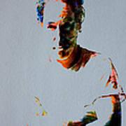 The Boss Bruce Springsteen Art Print