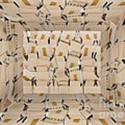 The Box Room Art Print