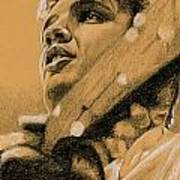 The Boy From Tupelo Art Print
