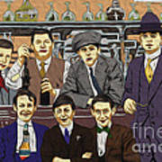 The Boys At Blackpool Art Print