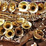 The Brass Section Art Print