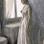 The Bride Art Print by Anders Leonard Zorn