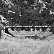 The Bridge 13 Art Print