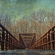 The Bridge To The Other Side Of Where? Art Print