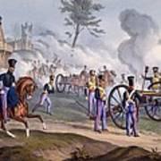 The British Royal Horse Artillery - Art Print by English School