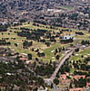 The Broadmoor Panoramic Art Print