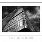 The Building Poster Art Print