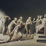 The Calumny Of Apelles Art Print