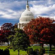 The Capitol Art Print