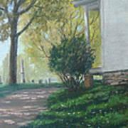 The Caretaker's Cottage Art Print