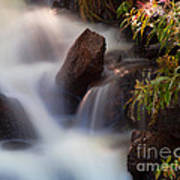 The Cascades Art Print