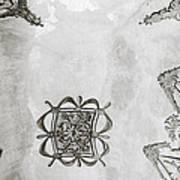 The Ceiling Design Art Print