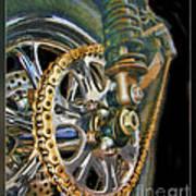 The Chain Art Print