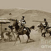 The Charge Of The Light Brigade 1936 Art Print