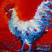 The Chicken Of Bresse Art Print