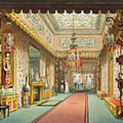 The Chinese Gallery, From Views Art Print