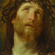 The Chosen One -  The Son Of God Who Died On The Cross For Your Sins Art Print