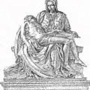 The Christ Art Print