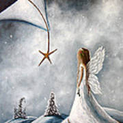The Christmas Star Original Artwork Art Print