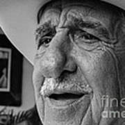 The Cigar Maker Art Print by Rene Triay Photography
