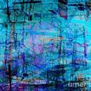 The City 15a Art Print