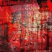 The City 24a Art Print