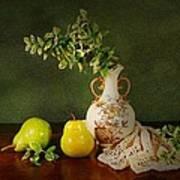 The Classical Urn Art Print