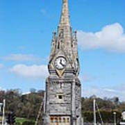 The Clock Tower Waterford Art Print
