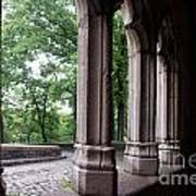 The Cloisters Art Print