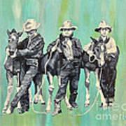 The Colt Whisperers Art Print